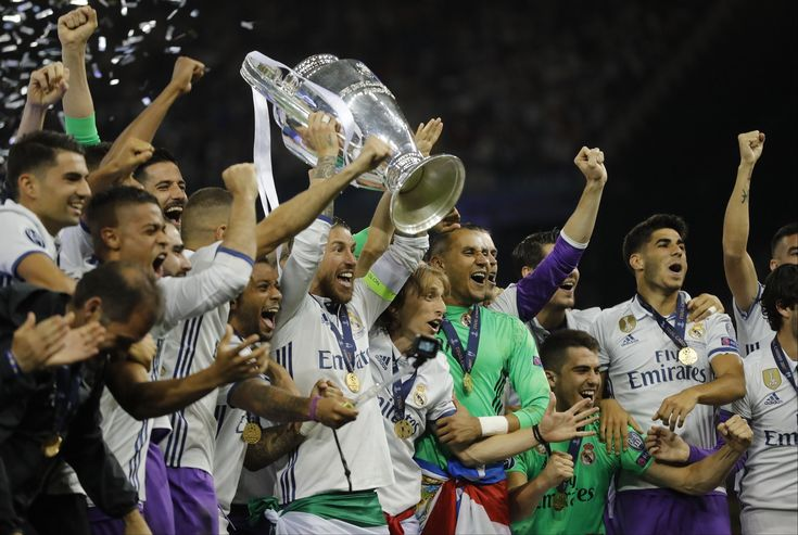 «Ювентус» - «Реал». Мадрид завоевал 12 кубок Лиги Чемпионов. Величайшее достижение современного футбола! - Великий «Реал Мадрид» - Блоги - Sports.ru