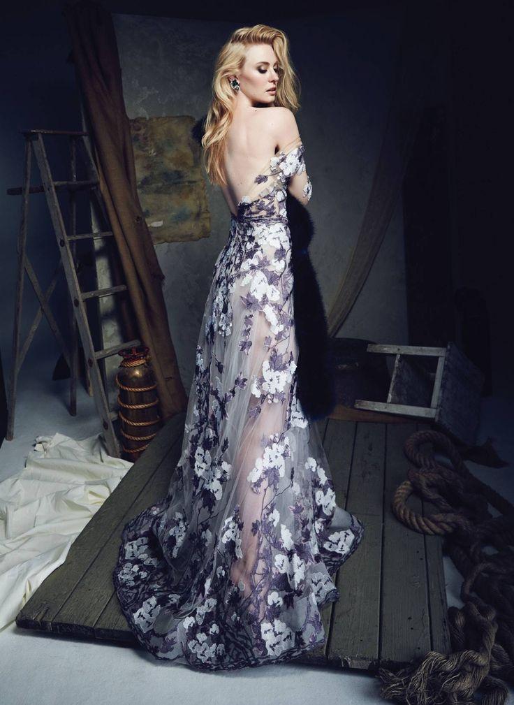 Deborah Ann Woll – Photoshoot for Glow September 2015
