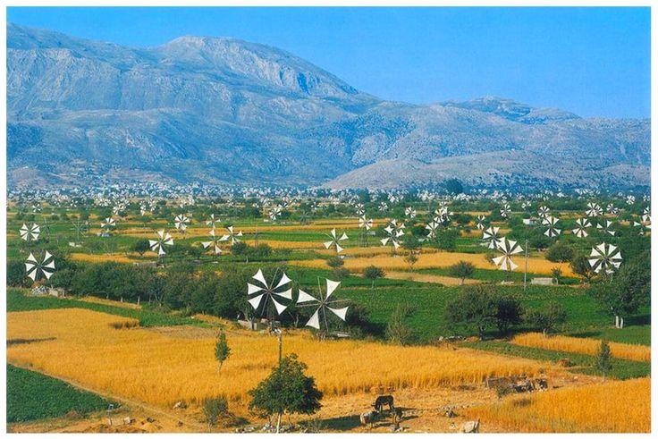 Lasithi Plateau Greece