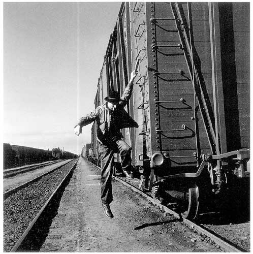 """hobos on the trains during the """"the subterranean and uniquely american folkloric practice of hobo and rail  worker graffiti is discovered in this gritty and picaresque artist-made film who is."""