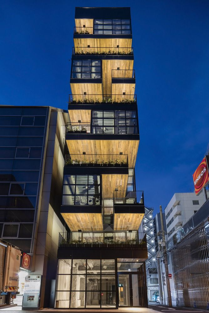 Gallery of Kanda Terrace / KEY OPERATION INC. / ARCHITECTS - 6
