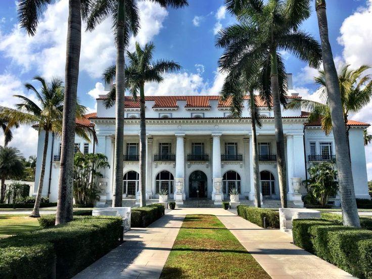 Flagler Museum Palm Beach Florida