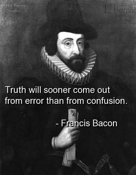 francis bacon essays of truth analysis
