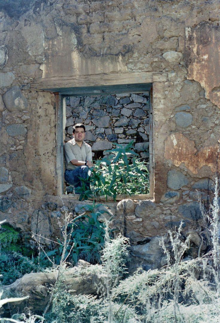 Sierra Tarahumara Chihuahua Ruinas Hacienda San miguel Batopilas