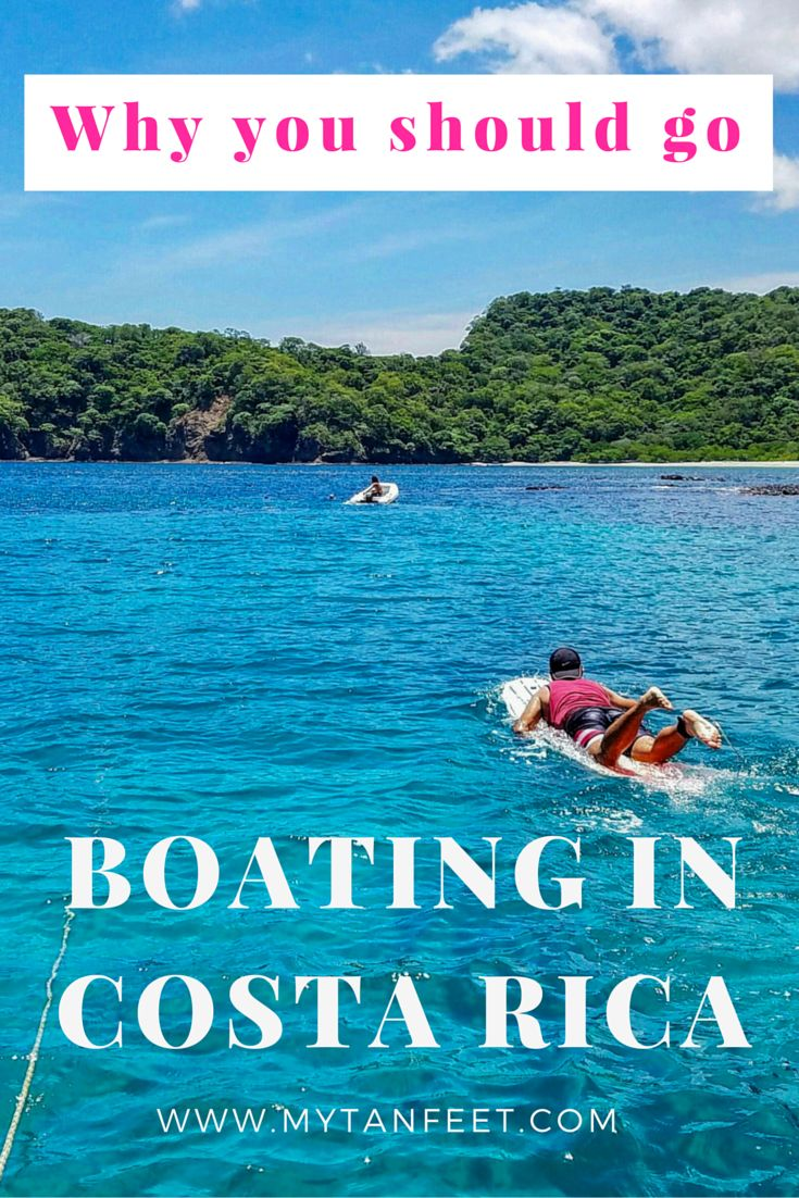 If there one activity you must do in Guanacaste, Costa Rica, it is to go boating. Find out why! http://mytanfeet.com/activities/boating-in-costa-rica/