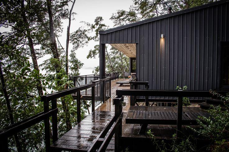 Gallery - House on Todos Los Santos Lake / Apio Arquitectos - 16