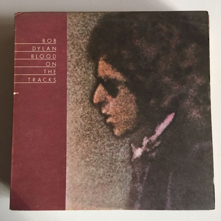 BOB DYLAN Blood On the Tracks LP 1975 Columbia PC 33235 ORIG US PRESS 2AB/2C #RocknRollSingerSongwriter