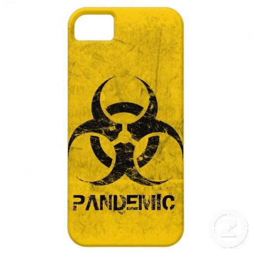 Biohazard Customizable iPhone 5 Cases