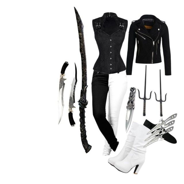 """""""Secret Hunter's Society :  Emma Singer"""" by supernaturallover4444 ❤ liked on Polyvore featuring Superdry"""