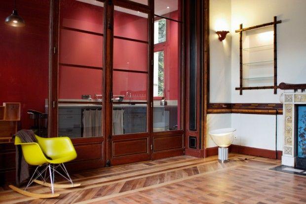 L 39 appartement d 39 etienne par snack snacks and architecture - Cabinet d architecture grenoble ...