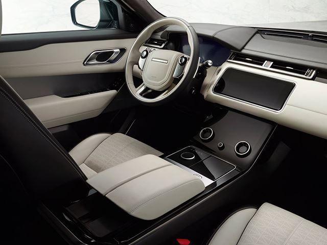 Land Rover Debuts Range Rover Velar, A Bargain Porsche Macan Nightmare