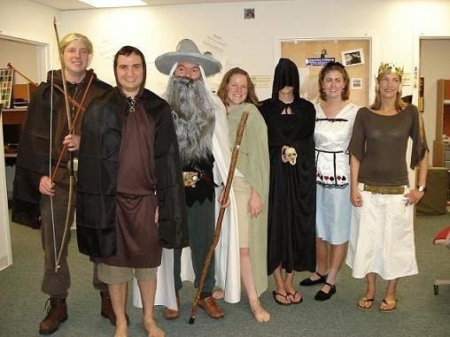 50 of the best group halloween costume ideas - Great Group Halloween Costume Ideas