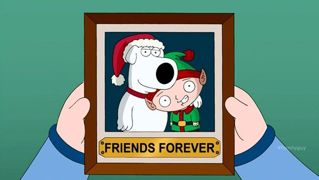 Family Guy brings back Brian in Christmas miracle  #familyguy #briangriffin #stewiegriffin #cartoon #animation #funny #christmas #sethmacfarlane #TonySirico #timetravel  http://l7world.com/2013/12/family-guy-brings-back-brian-christmas-miracle.html