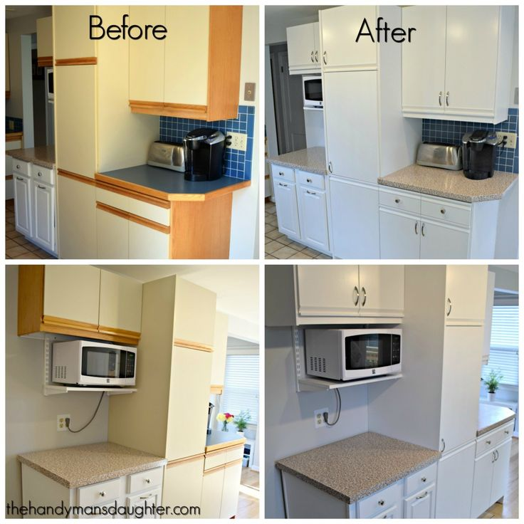 superb Updating Existing Kitchen Cabinets #3: 1000+ ideas about Update Kitchen Cabinets on Pinterest | Redoing kitchen cabinets, Updating kitchen cabinets and Updated kitchen