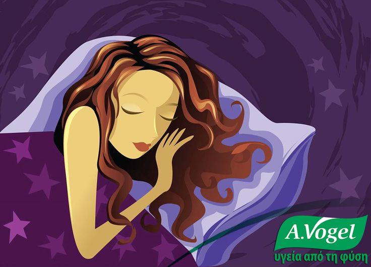 Μέρος της γήρανσης του δέρματος αποκαθίσταται κατά τη διάρκεια της νύχτας, αλλά η διαδικασία της αποκατάστασης σταματάει σχεδόν εξ' ολοκλήρου σε περιπτώσεις τακτικής αϋπνίας.  Βότανα, όπως η βαλεριάνα και ο λυκίσκος μπορούν να βοηθήσουν και να συμβάλλουν στην ηρεμία του μυαλού και σε σωστό ύπνο. Στη σωστή δοσολογία μπορεί να λειτουργήσει εξίσου καλά με ένα συνταγογραφούμενο χάπι ύπνου, αλλά χωρίς τις παρενέργειες.