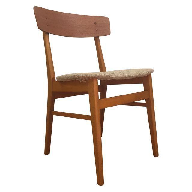 Farstrup Danish Teak Desk Chair