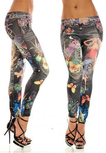 S-XL Summer Women Leggings Fashion Thin Genie Slim Jeggings Women Jeggings Jeans Leggings For Women Plus Size Perneiras Feminino
