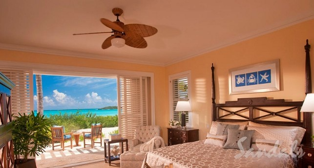 Sandals Emerald Bay   Deep within the idyllic waters of the Exumas, the brand new Sandals Emerald Bay all inclusive resort in the Bahamas brings unprecedented luxury to the easy-going rhythms of the Bahamian Out Islands.