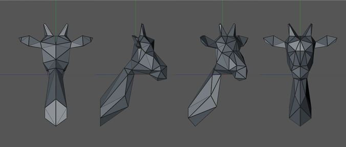 giraffe | 3D Print Model