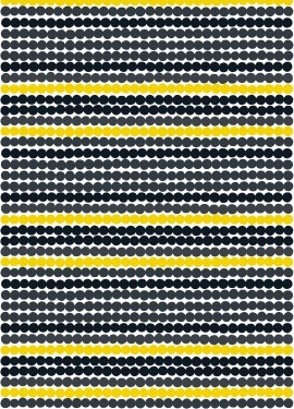 Räsymatto fabric (191)  by Marimekko: I'd love to make a shower curtain out of this...if I could find it!