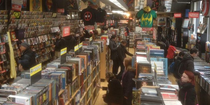 How to Start a Comic Book Store #stepbystep
