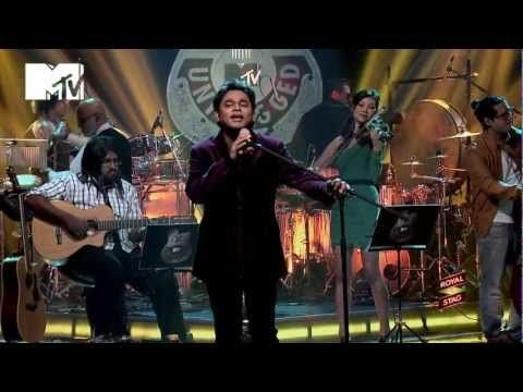 words of heart: A.R. Rahman - MTV Unplugged songs free ...