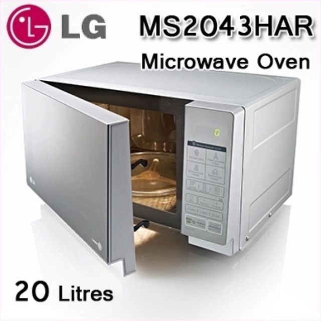 Lg Microwave Ms2043har Brand New Still In Box On