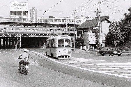 昭和の残像 鉄道懐古写真 (17) 都電100周年記念、荒川線誕生1年後の懐かしの風景 | マイナビニュース