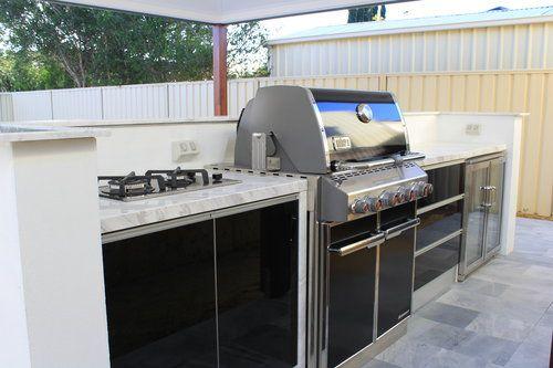 Weber Outdoor Kitchen