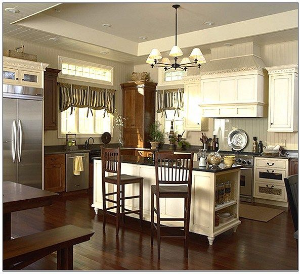Cheapest Wood For Kitchen Cabinets: 1000+ Ideas About Hickory Cabinets On Pinterest