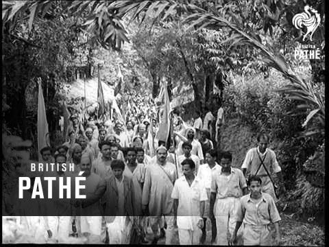 Shooting On Goa Border (1955)