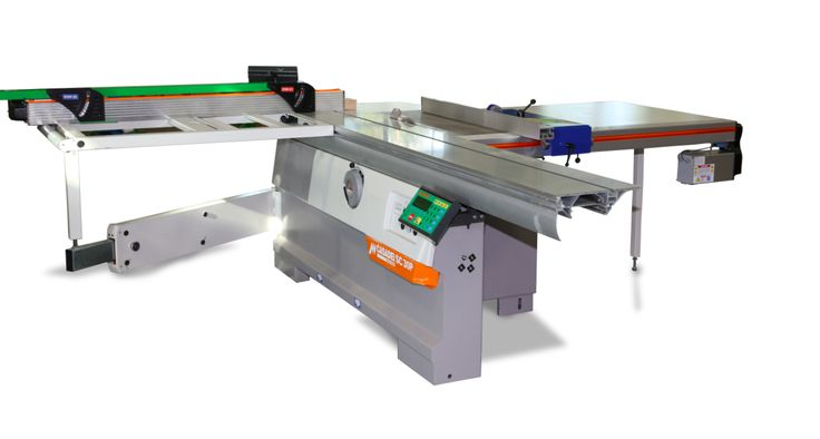 #TigerCrossCut & #TigerFence. The perfect way to #automate #crosscutting on your #tablesaw or #slidingtablesaw #automation #manufacturedintheUSA #iwf #iwf14 #TigerStop