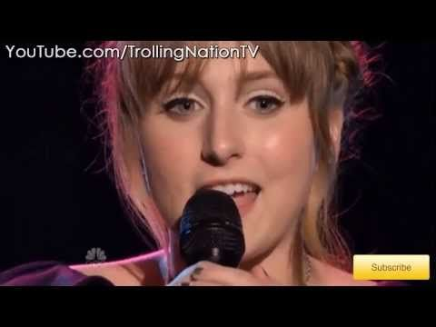 ▶ Caroline Pennell - The Way I Am - The Voice USA 2013 Knockout Round - YouTube  Seriously...how can you not love her?!?!