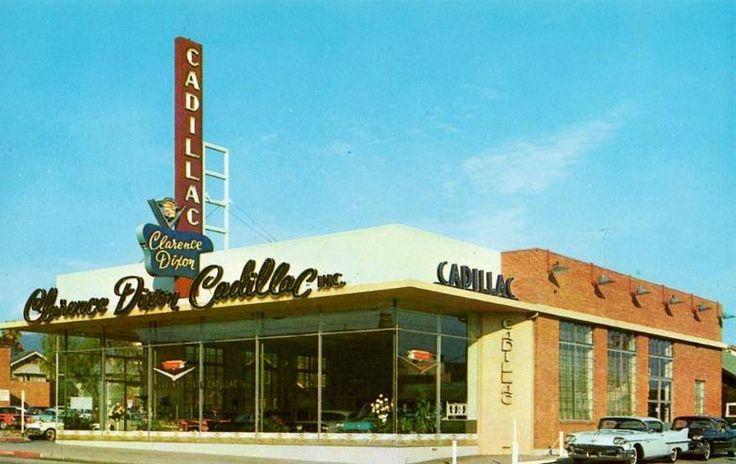277 best images about Old Car Dealerships on Pinterest ...