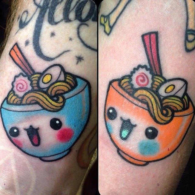 ramen tattoo  ::: Radtattooey