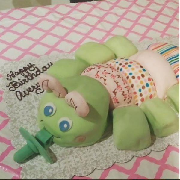 Happy Birthday #WubbaNub Cake!  Photo Credit: @lbarnett0516