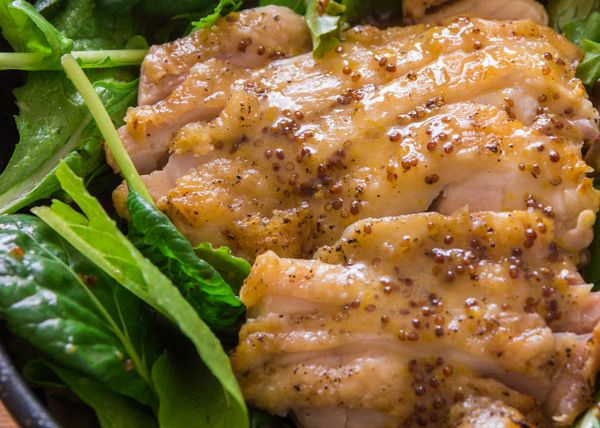 Thermomix Lite Honey Mustard Chicken (Weight Watchers Recipe).