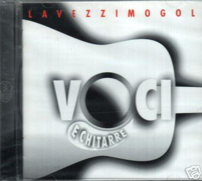 """Vocalist per """"Insieme a te sto bene"""" nel cd """"Voci e chitarre"""" di Mario Lavezzi (1997)."""