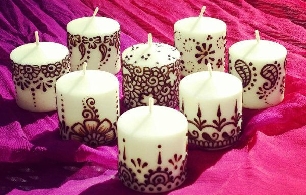 Fullonwedding - Wedding Gifts - Special Indian wedding favor ideas - candle