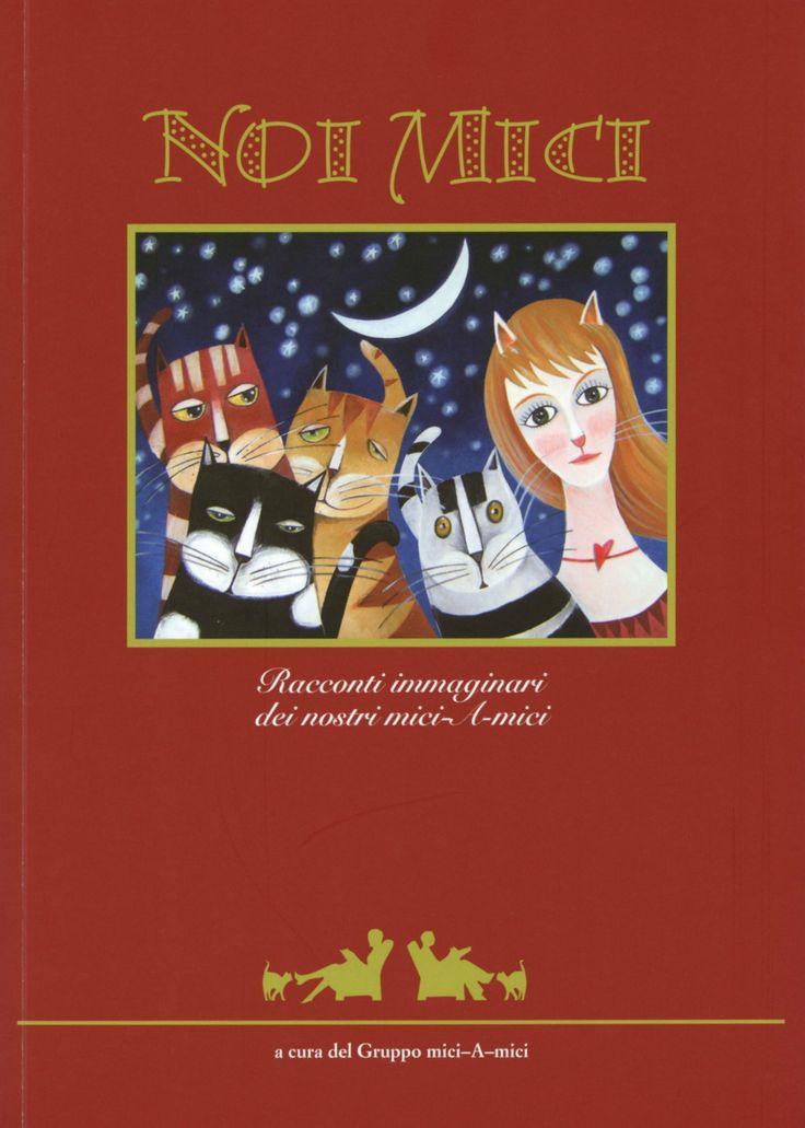 Noi Mici - cover illustration by Tiziana Rinaldi