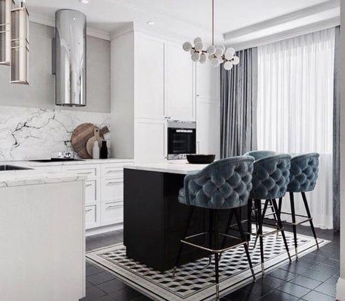 100 Glamorous Kitchens Ideas Interior Kitchen Design Interior Design