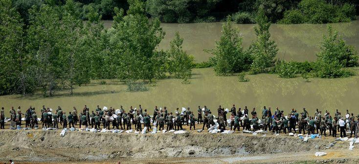 Flood 2013 - Hungary
