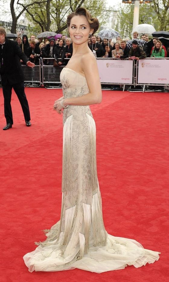 KARA TOINTON- BAFTAS 2013