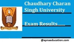 CCS University Results 2016, CCSU BA-BCOM-BSC Part-I, II, III Result 2016 @ ccsuniversity.ac.in,Check CSSU Results 2016 name wise, 1st/2nd/3rd year results.