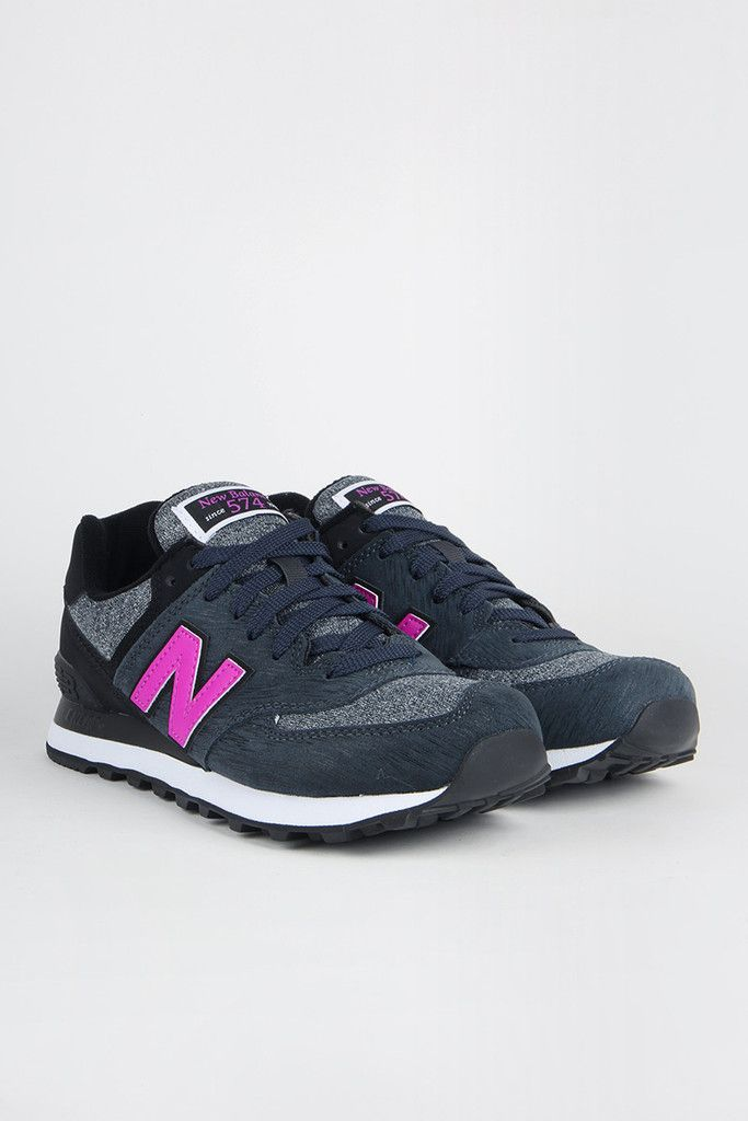 new balance 574 women grey purple
