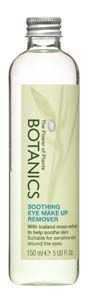 Boots  Botanics Soothing Eye Makeup Remover was rated 3.9 out of 5