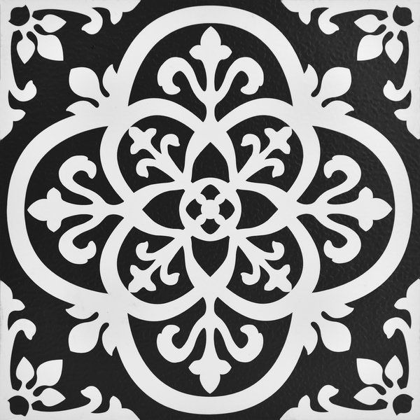 Gothic 12 X 12 X 0 6mm Vinyl Tile Peel And Stick Floor Peel And Stick Tile White Vinyl Flooring