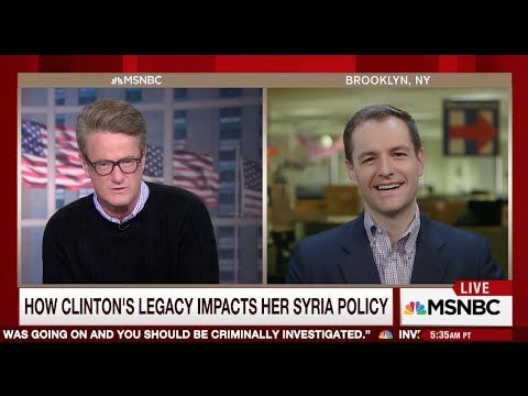 Hillary Clinton Campaign Manager TANKS On MSNBC