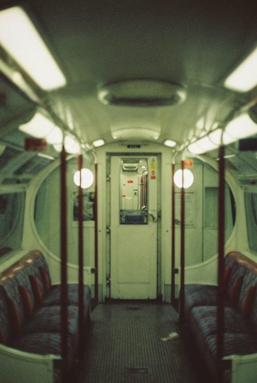 Underground by michaelbrunt