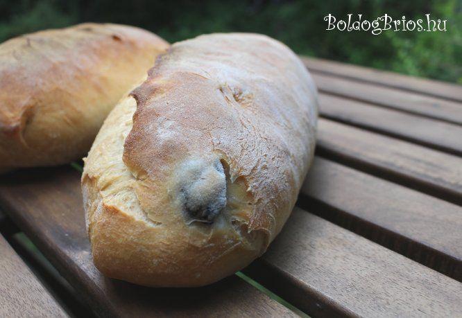 Olivabogyós kenyés